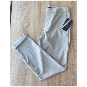 NWT Zara Basics Grey Pants.